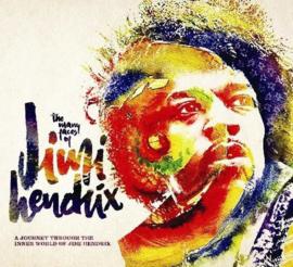 Jimi Hendrix, various artists - Many faces of the Jimi Hendrix | 3CD