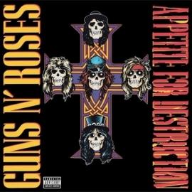 Guns `n roses - Appetite for destruction | LP