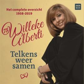 Willeke Alberti - Telkens Weer samen -Box Set- | 25CD