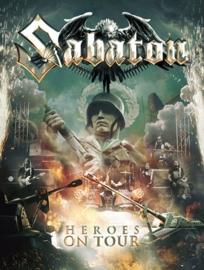 Sabaton - Heroes on tour | CD + 2DVD