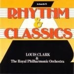 Louis Clark & Royal Philharmonic Orchestra, The - Rhythm & Classics | 2e hands vinyl LP