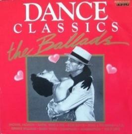 Various - Dance classics the ballads    | 2e hands vinyl 2LP