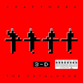 Kraftwerk - 3-D the catalogue | 8CD box