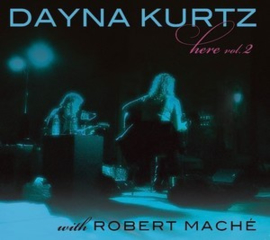 Dayna Kurtz - Here volume 2   CD