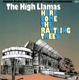 High Llamas - Here come the rattling trees | CD