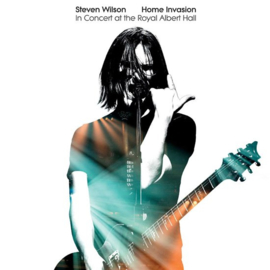 Steven Wilson - Home invasion: In concert At the Royal Albert Hall   2CD + Blu-Ray