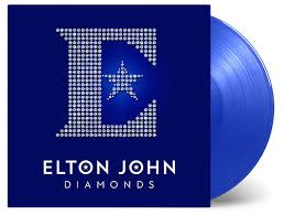 Elton John - Diamonds  | LP -Coloured vinyl-