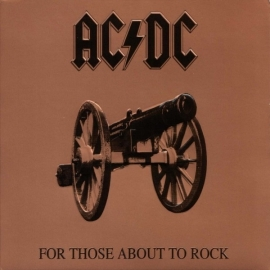 AC/DC - For those about to rock (we salute you) | LP