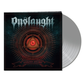 Onslaught - Generation Antichrist | LP -Coloured vinyl-