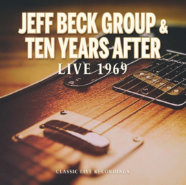 Jeff Beck Group - Live 1969 |  CD