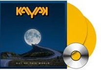 Kayak - Out of This World | 2LP + CD