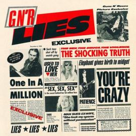 Guns N' Roses - Lies   CD