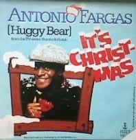 """Antonio Fargas - It`s Christmas  - 2e hands 7"""" vinyl single-"""