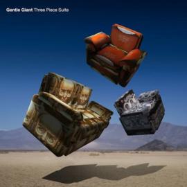 Gentle Giant - Three piece suite   CD+Blu-Ray audio