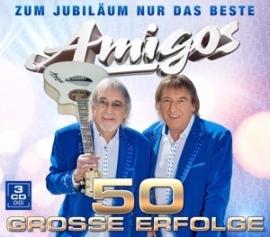 Amigos - 50 Grosse Erfolge | 3CD