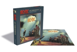 Ac/Dc - Let There Be Rock | Puzzel 500pcs