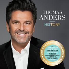Thomas Anders - History | 2LP  -Hq/Bonus Tr-
