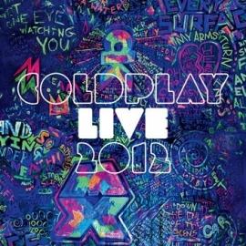 Coldplay - Live 2012  CD+DVD