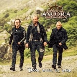 Ancora - Door weer en wind | CD + DVD