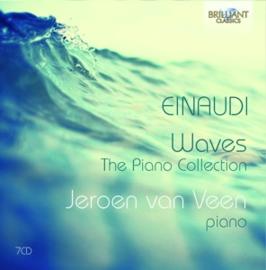 Jeroen van Veen: Ludovico Einaudi - Waves-the Piano Collection | 7CD