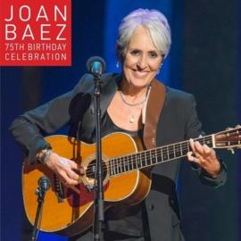Joan Baez - 75th birthday   2CD + DVD