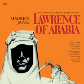 Maurice Jarre - Lawrence Of Arabia | LP  -coloured vinyl-