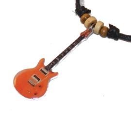 Halsketting gitaar -  PRS2 ( Carlos Santana)