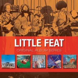 Little Feat - Original album series | 5CD