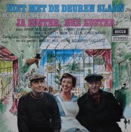 Ja Zuster, Nee Zuster - Niet met de deuren slaan  | 2e hands vinyl LP