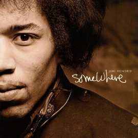 Jimi Hendrix - Somewhere  | CD-single limited edition genummerd