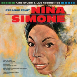 Nina Simone - Strange Fruit | LP  -coloured vinyl-