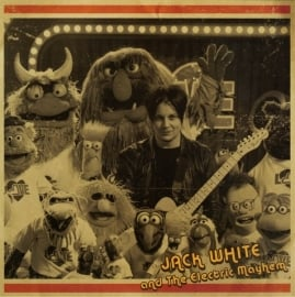 "Jack White and the Electric Mayhem - You are the sunhine of my life | 7"" single"