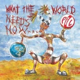 Public image Ltd (pil) - What the world needs now | CD