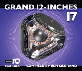 Ben Liebrand - Grand 12 Inches 17 | 4CD