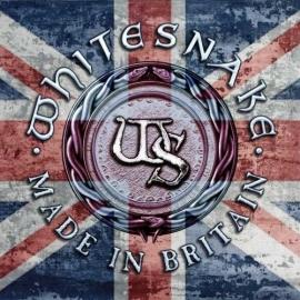 Whitesnake - Made in Britain | 2CD