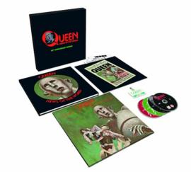 Queen - News of the world 40th anniversary boxset | 3cd/LP/DVD/BOOK BOXSET