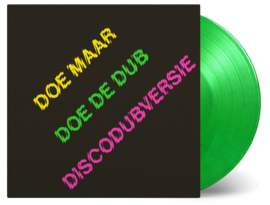 Doe Maar - Doe de dub | LP + CD -Coloured vinyl-