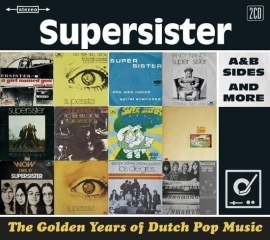 Supersister - Golden years of Dutch Popmusic  | CD