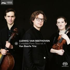 Van Baerle Trio: Beethoven - Complete piano trios | CD   -Sacd-