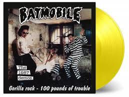 "Batmobile – Gorilla Rock - 100 Pounds Of Trouble | 7"" single -coloured vinyl-"