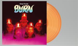 Deep Purple - Burn | LP -Coloured vinyl-