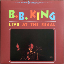 B.B. King - Live at the regal | LP -coloured vinyl-