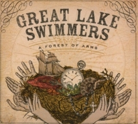 Great Lake Swimmers - A forrest of arms   CD