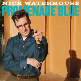 Nick Waterhouse - Promenade Blue | CD