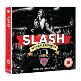 Slash - Living the Dream -Live | 2CD + DVD