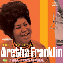Aretha Franklin - The electrifying, the tender, the moving, the swingin | CD