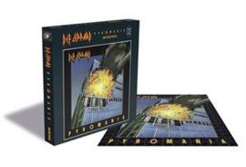 Def Leppard - Pyromania | Puzzel 500pcs