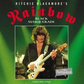 Ritchie Blackmore's Rainbow ‎– Black Masquerade Volume one | 2LP -coloured vinyl-