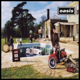 Oasis - Be here now   2LP -remastered-