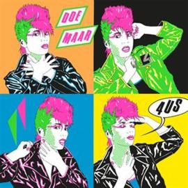 Doe Maar - 4US | LP + CD -Coloured vinyl-